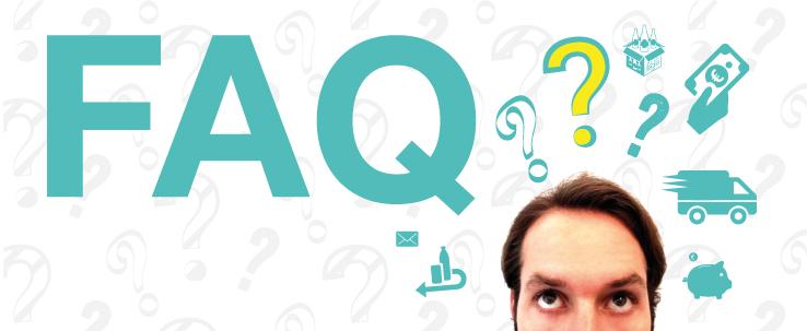 FAQ Kopfbild